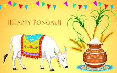 Happy Pongal Wishes 2017 latest Pongal Wishes