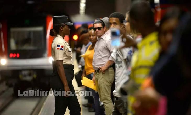 Inteligencia militar vigilará usuarios Metro y Teleférico de Santo Domingo