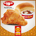 Hungry Lion's new Big Value Meal only R19.90 : @HungryLionSA