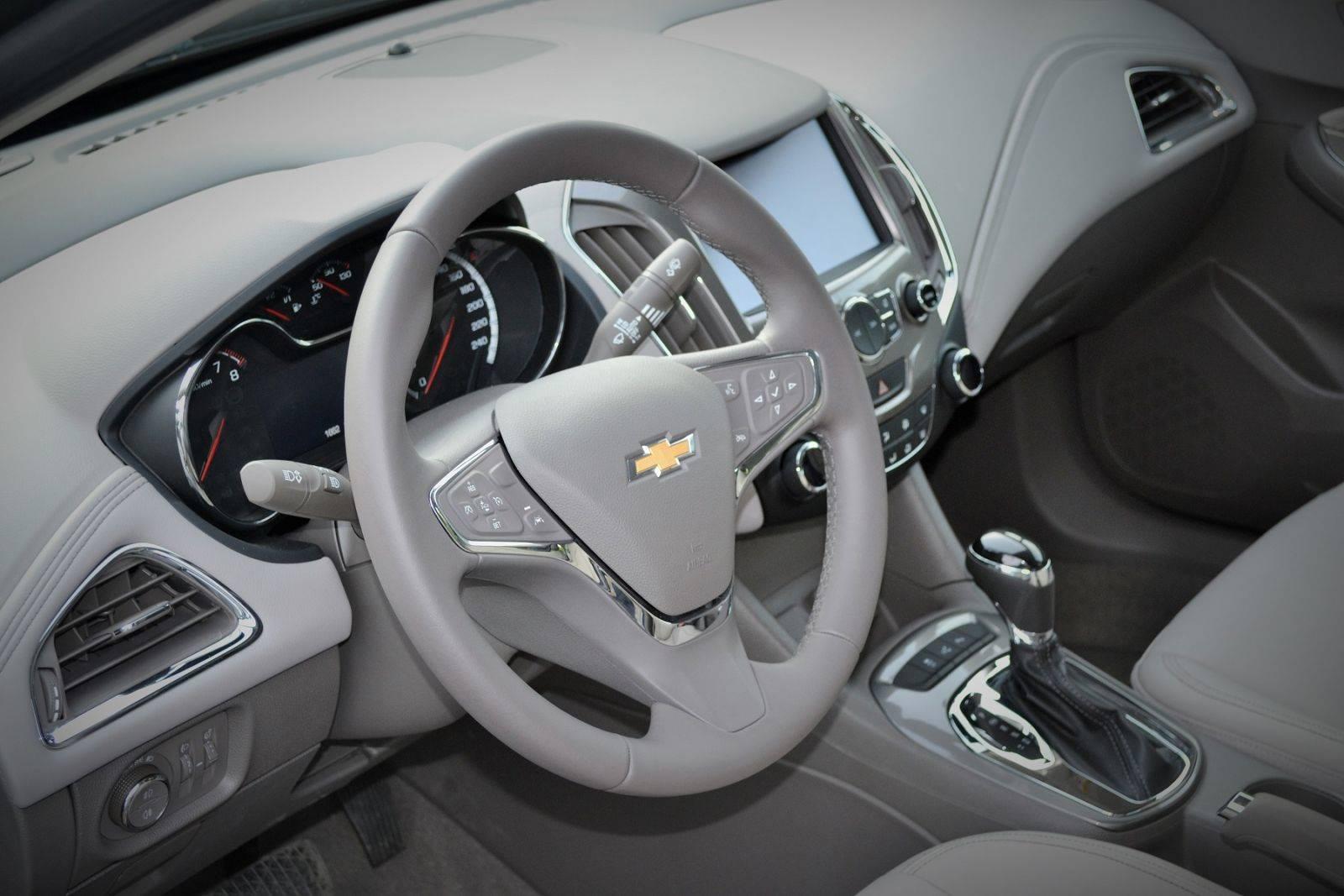 Novo Chevrolet Cruze 2017 Consumo Com Etanol E Gasolina