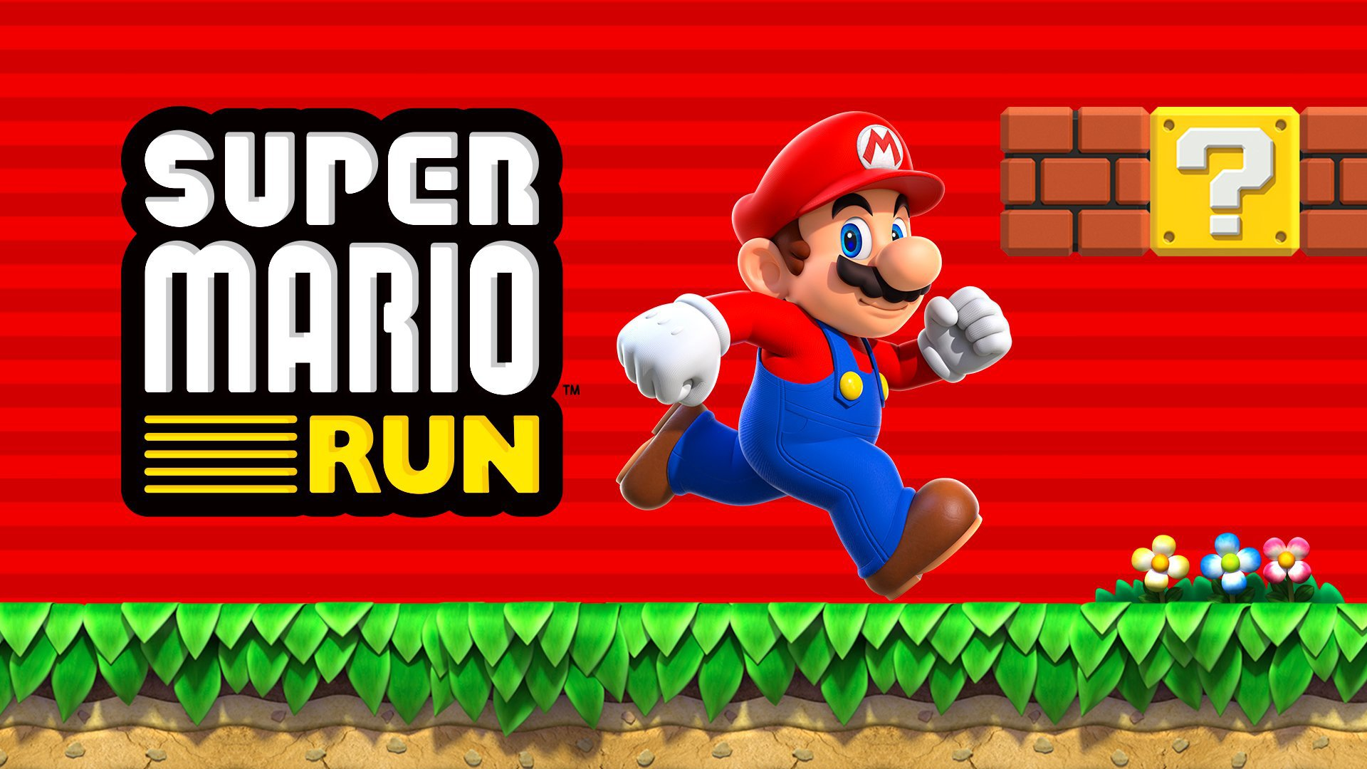 Games super mario run