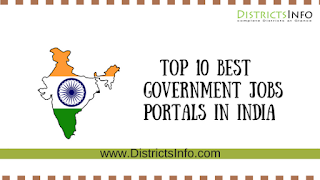 Top 10 Best   Government Jobs Portals in India