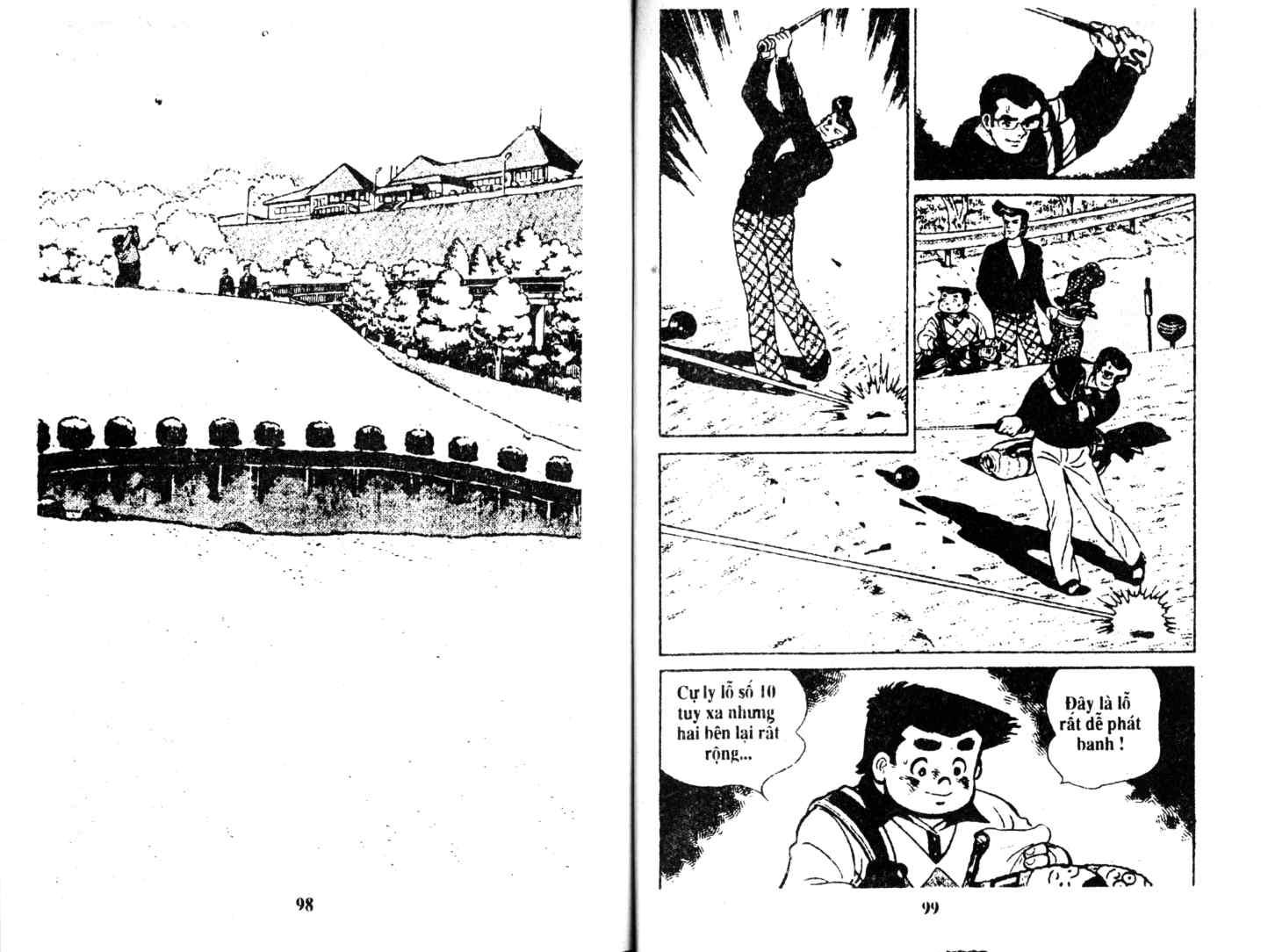 Ashita Tenki ni Naare chapter 12 trang 48