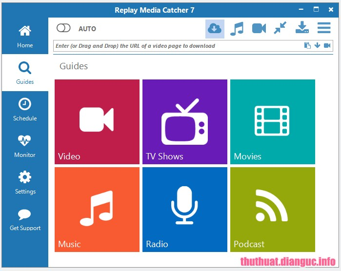 Download Replay Media Catcher 7.0.1.17 Full Cr@ck