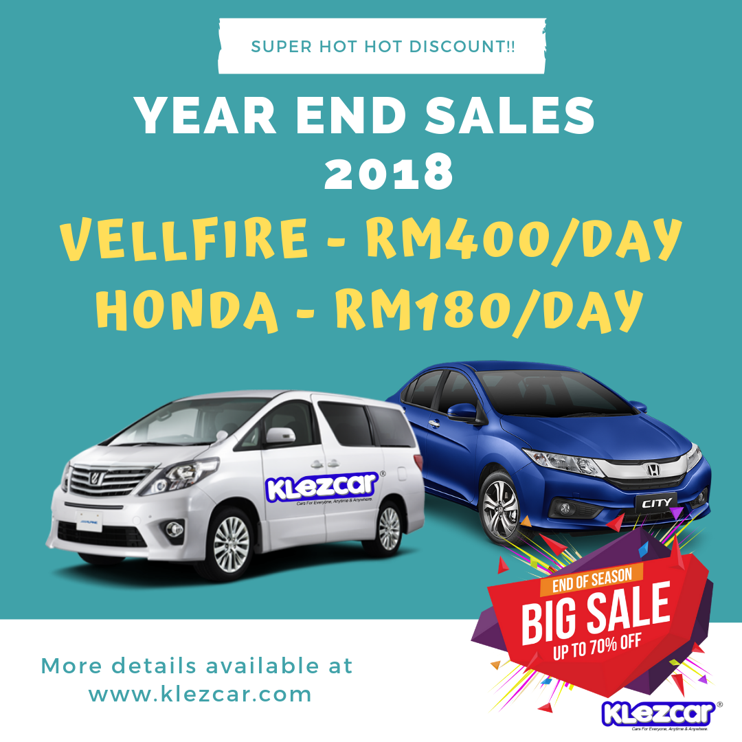 Year End Sales Promotion