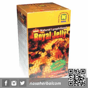 Natural Royal Jelly (NRJ)