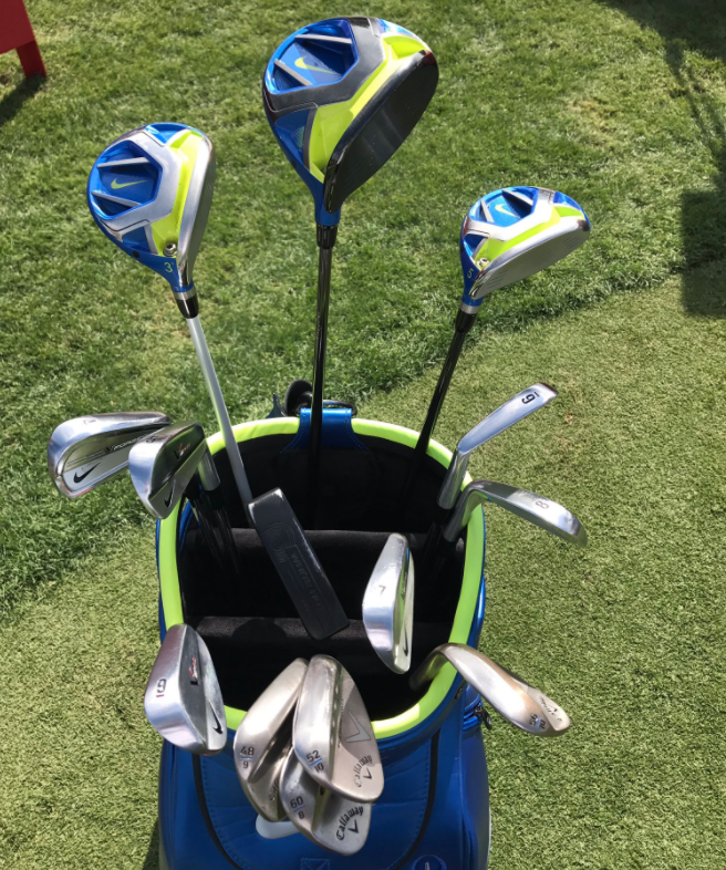 Well it turns out that Nike Clubs are not that bad at all (and players are  driven by money)! Tommy Fleetwood just won in Abu Dhabi using Nike Vapor Fly  ...
