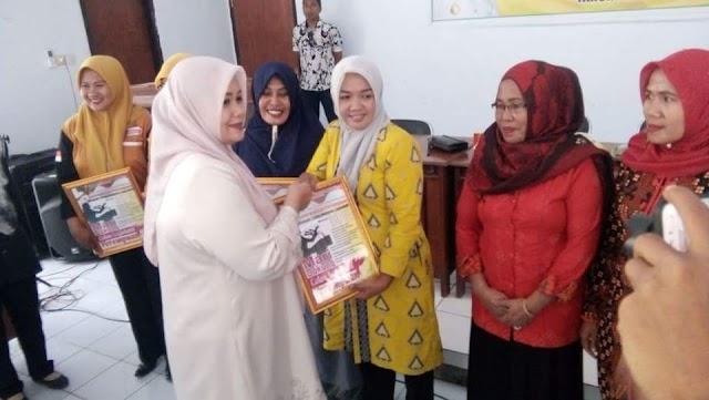 DP3AP2KB Gelar Workshop Penguatan Kapasitas Caleg Perempuan
