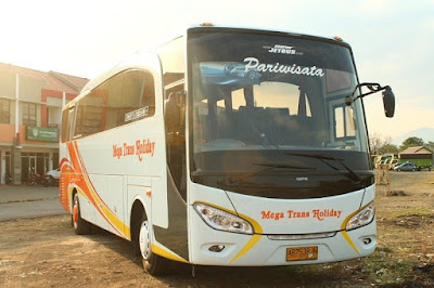 Info Harga Sewa Bus di Bandung