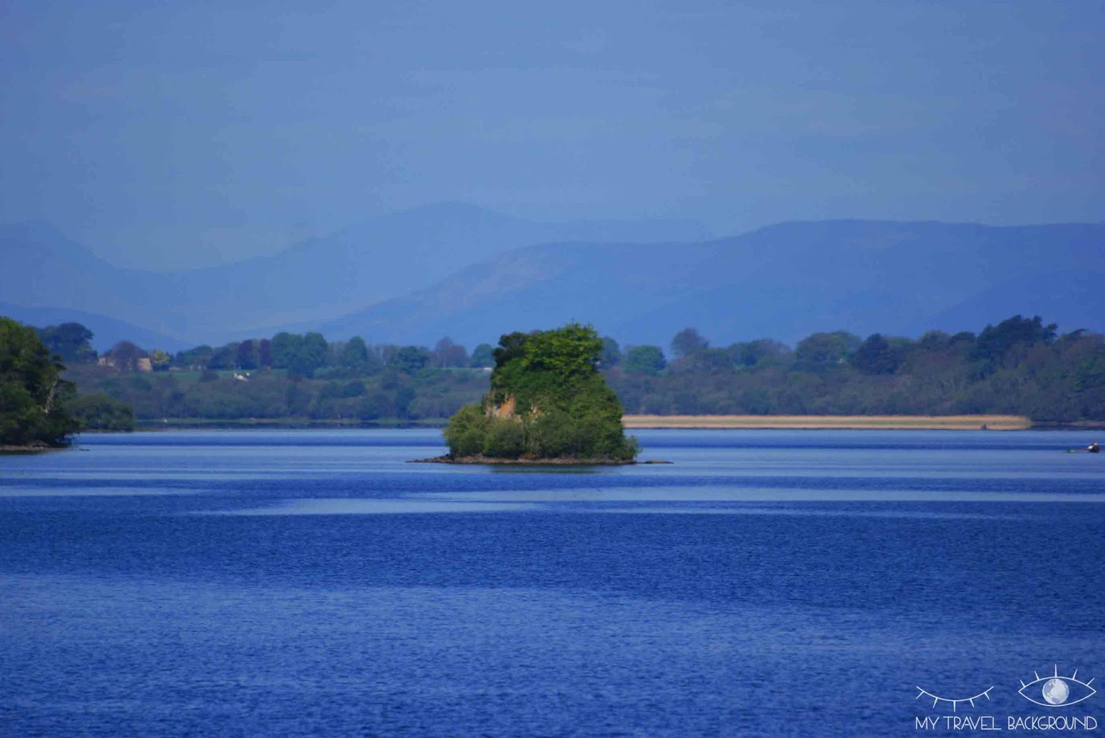 My Travel Background : A la découverte du Ring of Kerry en Irlande - Ross Castle