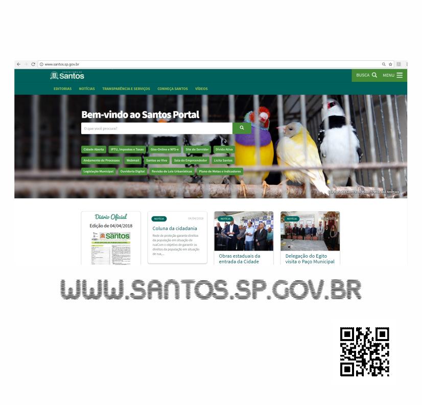 Prefeitura Municipal de Santos ~ Dicas de Santos - Tudo sobre a ... 1dd4316ee30da