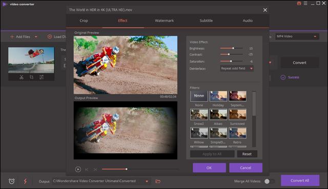 برنامج تحويل الفيديو الى mp4 عربي