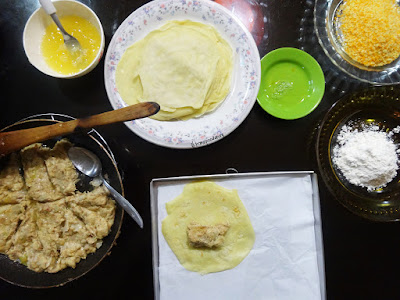 Baked Indonesian Tuna-Melt Rissoles || homefoodstory.blogspot.com
