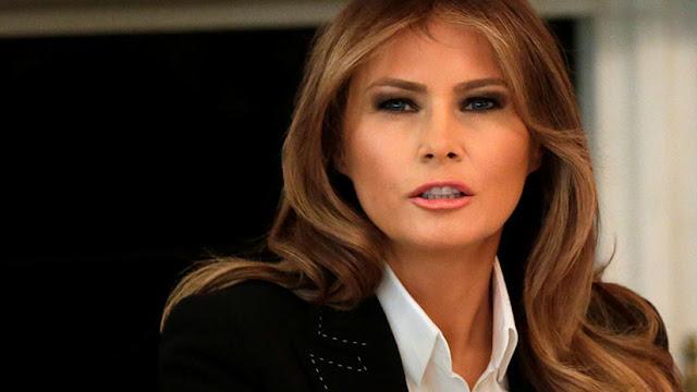 """Melania Trump responde a Ivana Trump por definirse como """"la primera dama"""""""