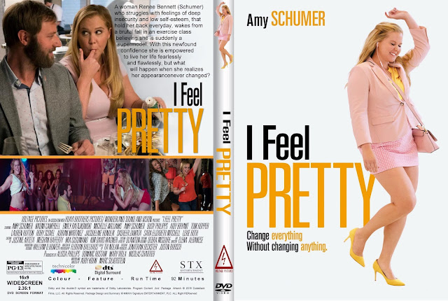 I Feel Pretty DVD Cover