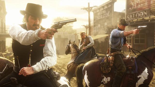 خوادم طور اللعب الجماعي داخل Red Dead Redemption 2 أصبحت مفتوحة لبعض اللاعبين و هذا الدليل بالصور ..