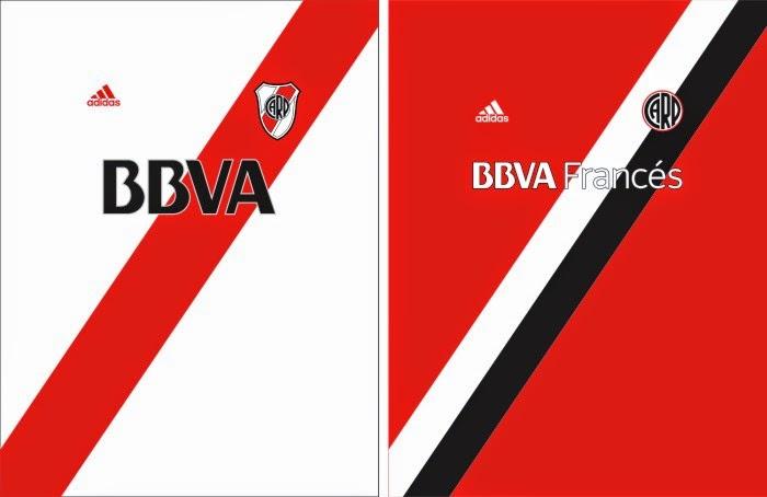 River Plate 2014 2015 camiseta fbbf5977bdc82