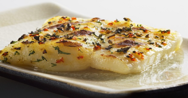 Buttery Grilled Catfish With Garlic Recipe