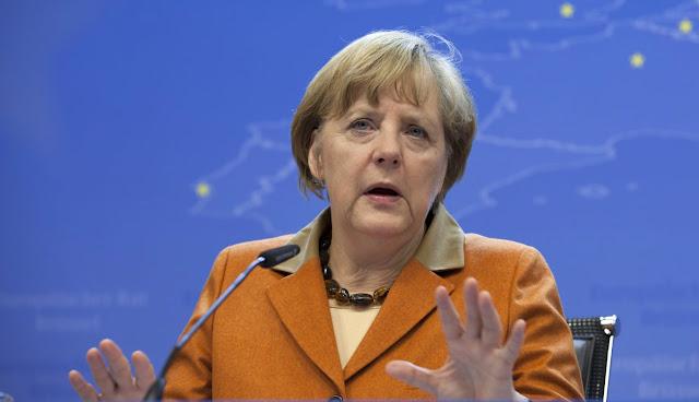 Μέρκελ: Δεν με ενδιαφέρει κάποιο ευρωπαϊκό ή άλλο πολιτικό αξίωμα