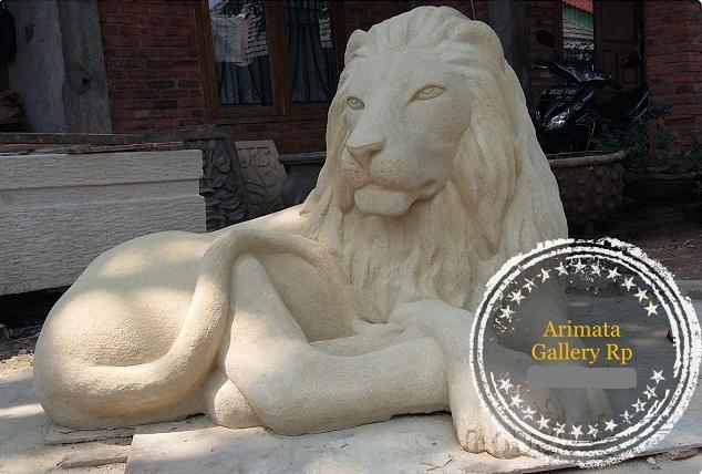 gambar untuk harga patung singa
