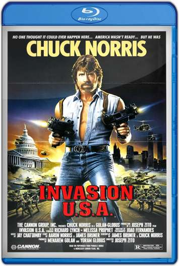 Invasión a los Estados Unidos (1985) HD 1080p Latino