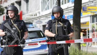 Knife-wielding man goes on deadly rampage in Germany