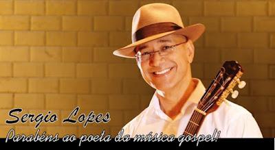 Hoje, 27 de outubro, Sergio Lopes completa mais um ano de vida com muito sucesso na sua carreira musical