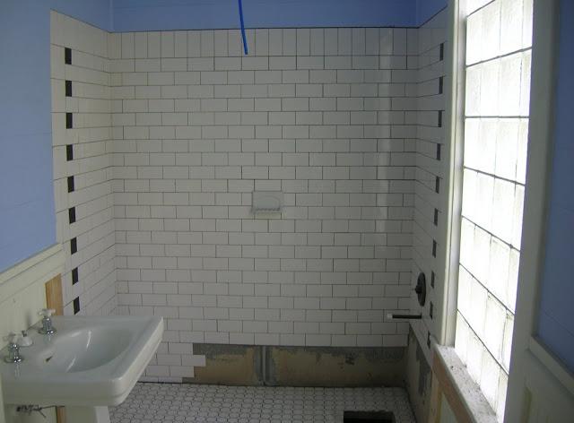 Bath Renovation in Historic Hom