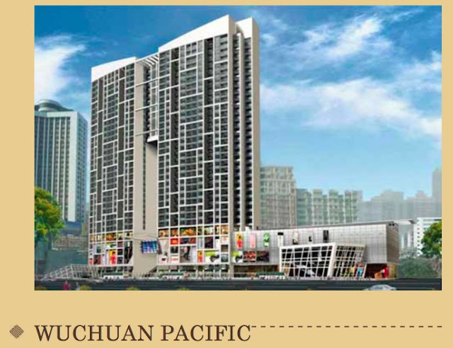 Wuchuan Pacific - Project by Hongkong Kingland