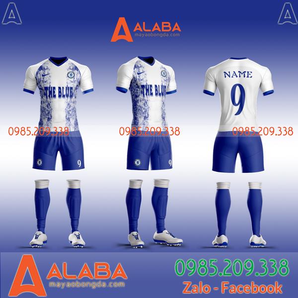 Áo CLB Chelsea đặt may đẹp mã ALB CH03