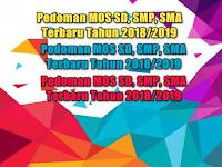 Pedoman MOS SD, SMP, SMA Terbaru Tahun 2018/2019