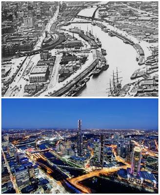 Мельбурн 1920-2015