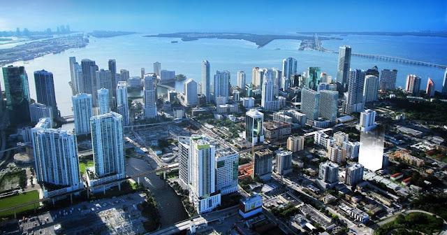 Bairro Brickell em Miami
