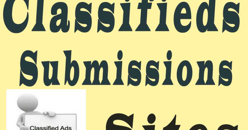 Responsive Teqnologies: Free High PR Classified Submission