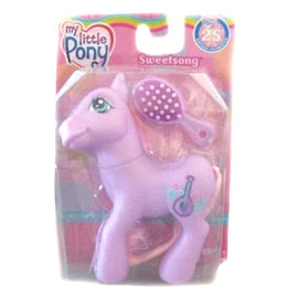 My Little Pony Sweetsong Discount Singles G3 Pony