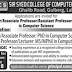Sir Syed College of Computer Science Lahore Jobs
