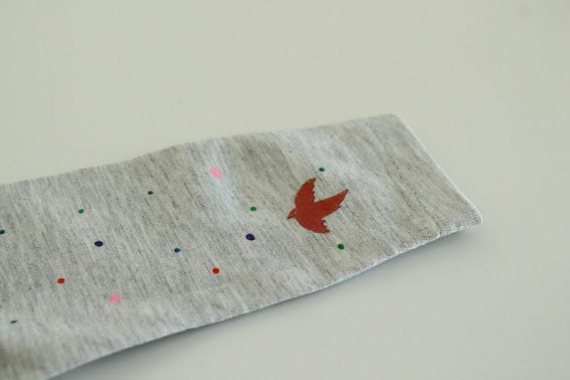Geschenk Shirt Geburtstag Geburt Pilot Pintor Marker Textilfarbe DIY Jules kleines Freudenhaus