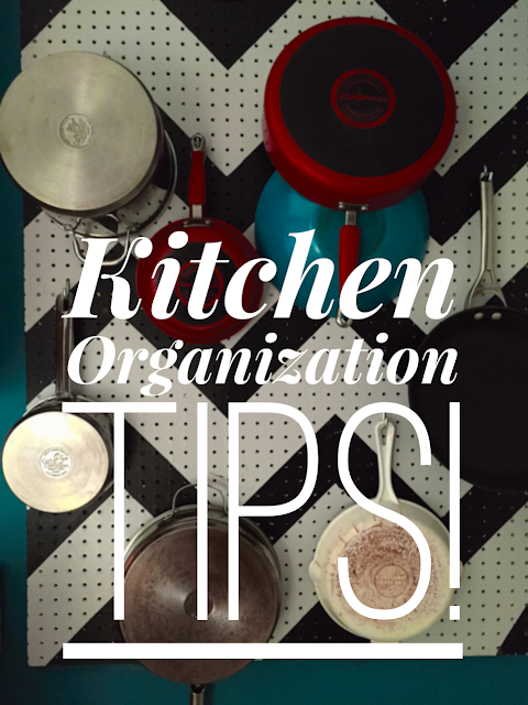 Kitchen Organization: A Guest Post from Get Clarity Out of Chaos