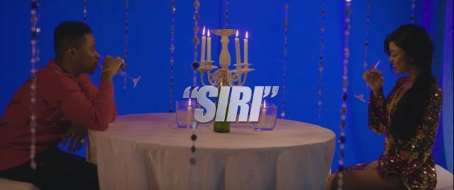 Rayvanny Ft Nikki Wa Pili - Siri Video