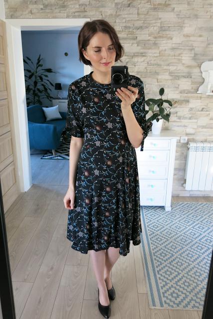 Sukienka w kwiaty | Floral dress