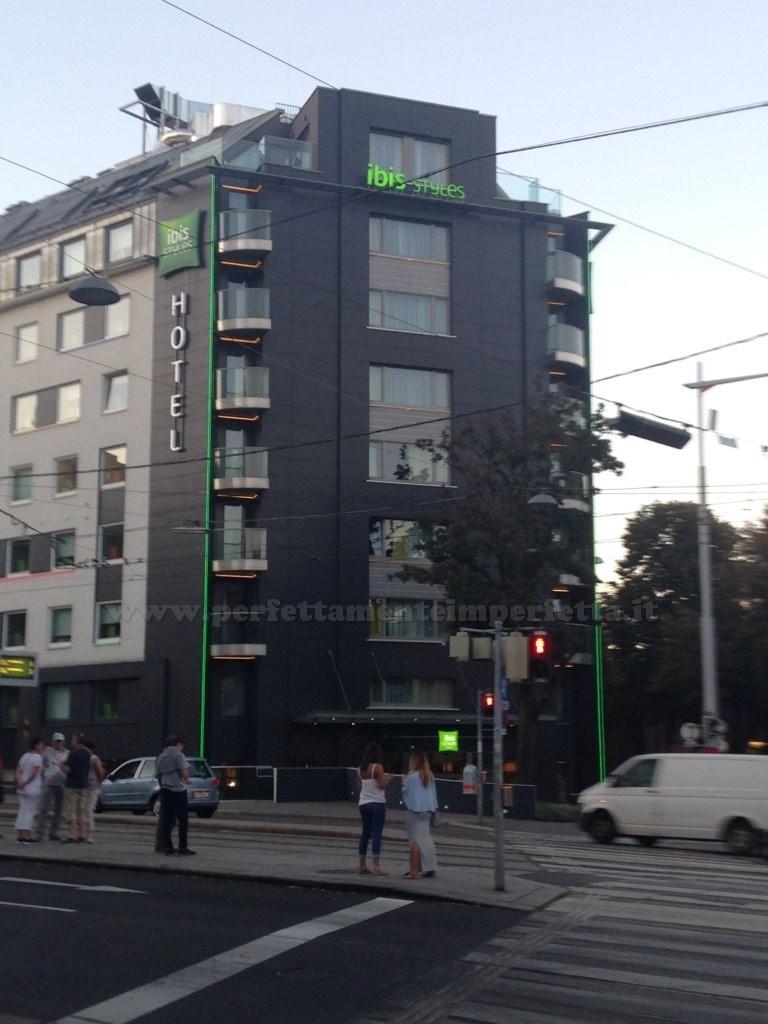 Perfettamente Imperfetta: Soggiornare a Vienna Ibis Styles Wien City