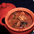 Fish kuzambu/ stew without coconut
