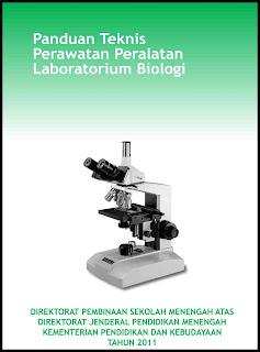 buku panduan teknis perawatan alat lab biologi