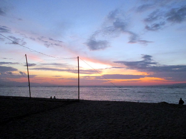 Pantai Sanur Provinsi Bali Budaya