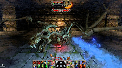 The Fall of the Dungeon Guardians Enhanced E Game