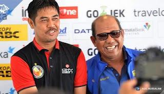 Pelatih Semen Padang Bangga Bisa Tahan Imbang Persib, Umuh Ingatkan Pemain