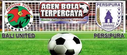 Prediksi Skor Bali United vs Persipura 03 September 2016