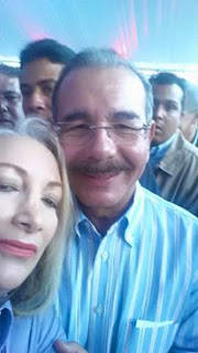 Danilo Medina les desea a todos los dominicanos un prospero año nuevo