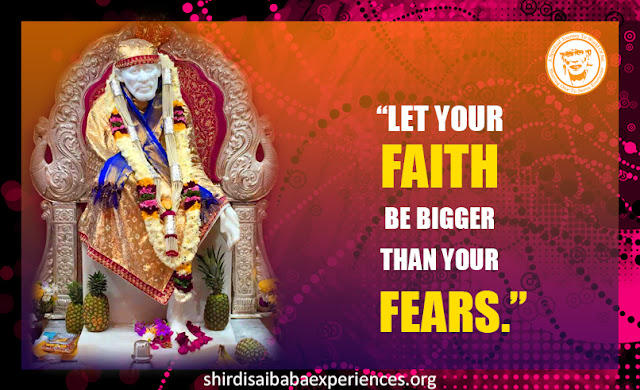 Prayer For My Marriage And Job - Anonymous Sai Devotee