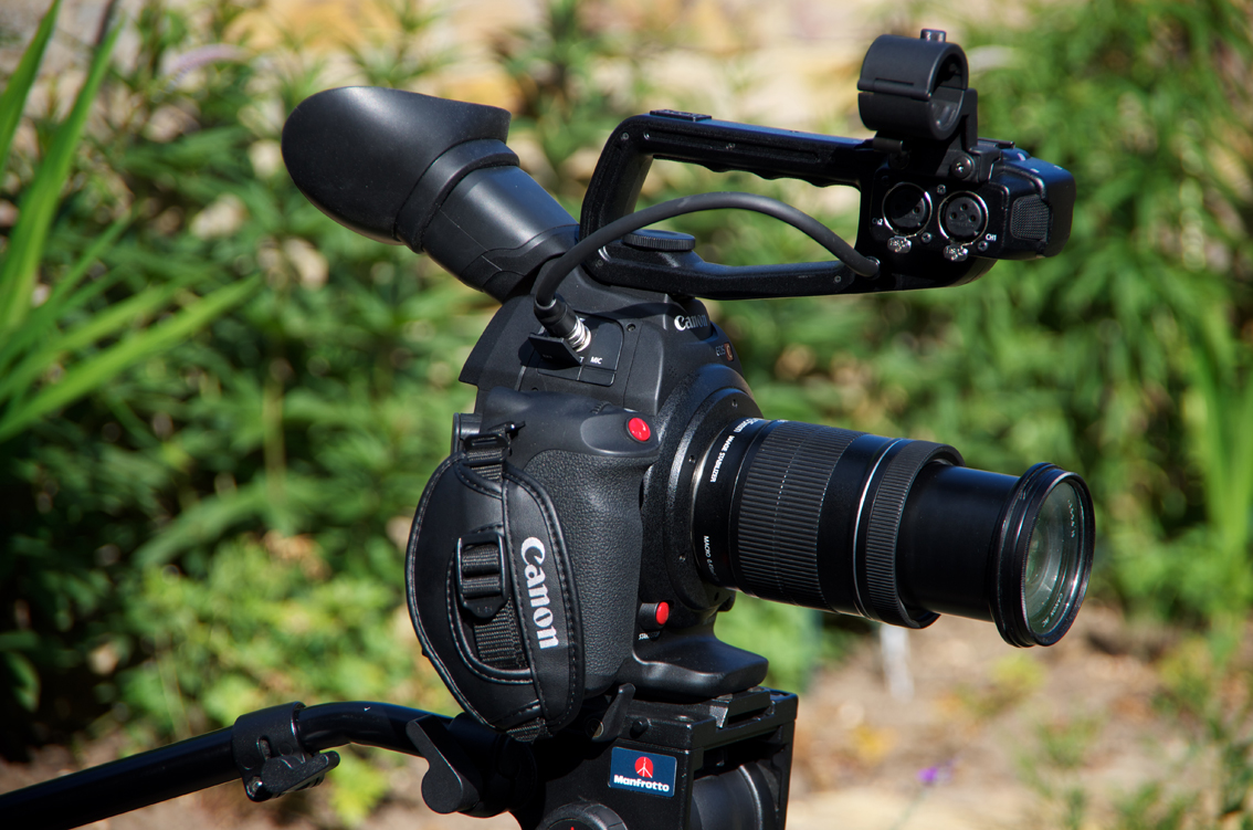 Canon XF Notebook: Up to the Mark? C100 Mark II review